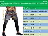 "Neleus Men's 7"" Mesh Running Workout Shorts Gym"