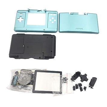 Carcasa de Repuesto para Consola Nintendo DS NDS Ice Blue ...