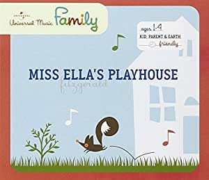 Miss Ella's Playhouse