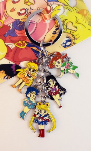 Sailor Moon Pretty Soldier Usagi Tsukino 5pcs Encanto ...