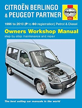 manual citroen berlingo 1 9d pdf