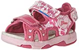 Geox B Multy Girl 2 Closed Toe Sandal (Toddler), Fuchsia/Pink, 23 EU(7 M US Toddler)