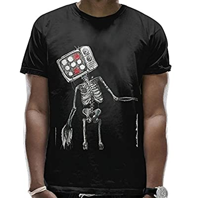 HUD3 Fashion Digital Painting Twenty-One-Pilots Shirt For Mens