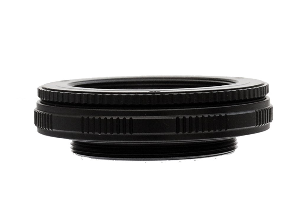 42mm Focusing Helicoid Extention Tube 17mm to 31mm Fotasy 17-31mm M42 to M42 Lens Macro Helicord Adapter 14mm Max Movement fits M42 Screw Mount Lens