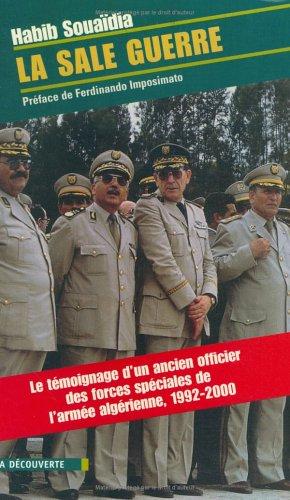 La sale guerre - Habib Souaidia