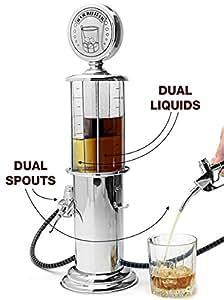 Double Barware Mini Beer Pourer Water Liquid Drink Dispenser Wine Pump Dispenser Machine