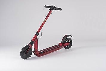 E-Twow Booster S2 Plus - Patinete eléctrico, Color Rojo ...
