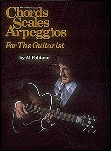 The Complete Book: Chords, Scales, and Arpeggios for the Guitarist ...