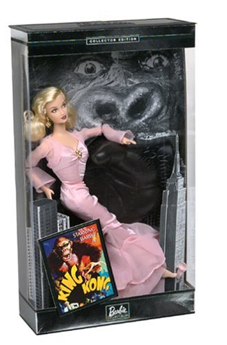 [Barbie and King Kong] (Bk King Costume)