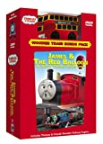 Thomas and Friends: James and the Red Balloon (with toy Train)