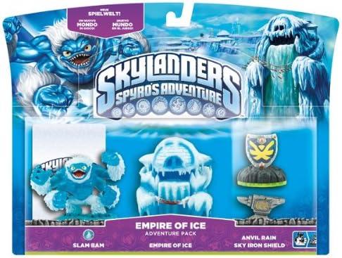 Skylanders Adventure Pack 3: Empire Of Ice: Amazon.es: Videojuegos