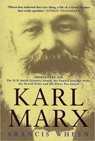 Karl Marx by Wheen, Francis New Edition (2010)
