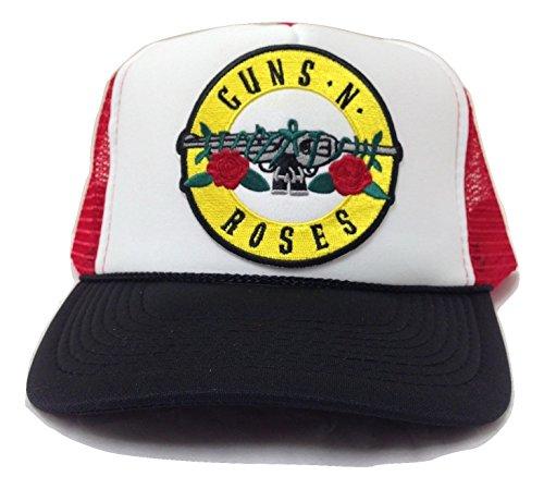 Roses Trucker Style Baseball Snapback product image