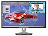 Philips BDM3270QP2 32 inch class LED-Lit monitor, 2560x1440 res, 4ms, 50M:1DCR, VGA, DVI, Display Port, HDMI, USB, Spk