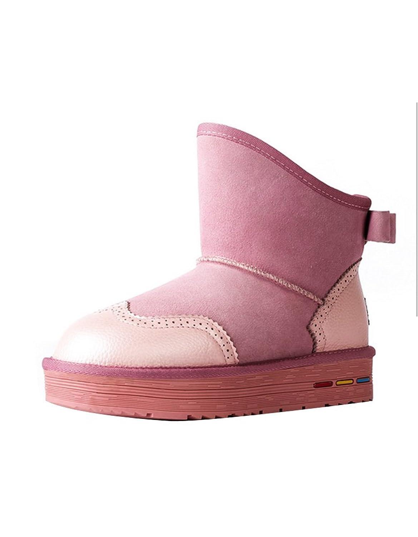 Ashlen Womens 2016 New Designer Fur Ankle Snow Boot