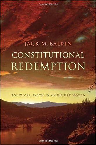 Constitutional Redemption