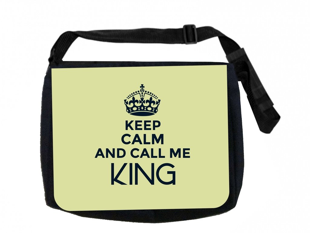 752c91c9d54c Amazon.com: Keep Calm and Call Me King-Slate Max Wilder TM Laptop ...