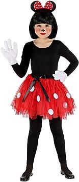 NET TOYS Encantador Set de Disfraz Mini Mouse para niña ...