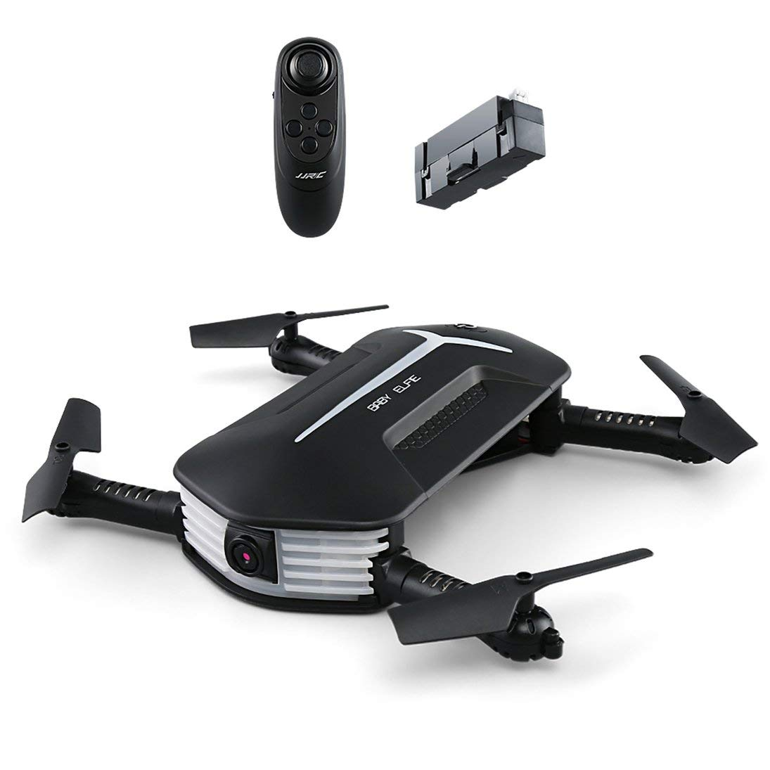 ToGames-ES JJR/C H37 Mini Drone 2.4G FPV RC Quadcopter with 720P Camera Altitude Hold