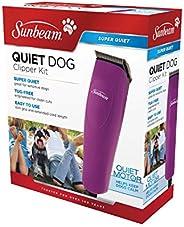 Sunbeam Quiet Dog Clippers Kit