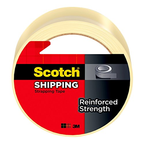- Scotch Strapping Tape, 1.88 x 30 Yards (8950-30)
