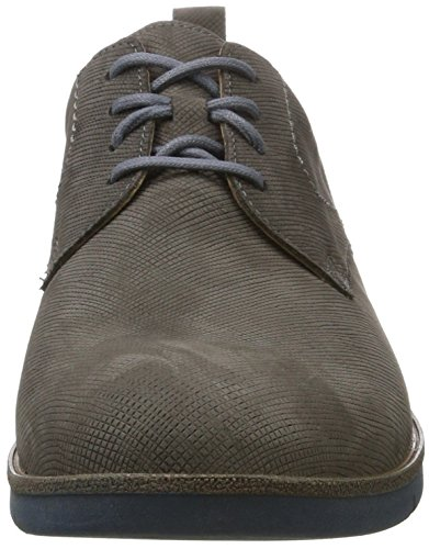 Ganter Mens Gabriel-g Derby Grey (antracite)