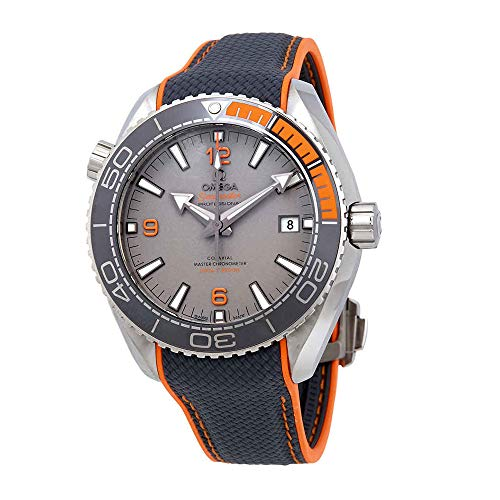- Omega Seamaster Automatic Grey Dial Mens Watch 215.92.44.21.99.001
