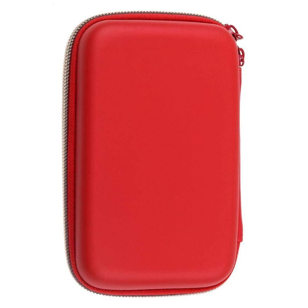 TUKA 25m x 25mm Hook y Loop Bandas para Coser Rojo TKB5003 Red Cinta de Gancho y Bucle no Autoadhesivas 25 mm de Ancho 25m Gancho y 25m Bucle Cinta de Vuelta sin Adhesivo