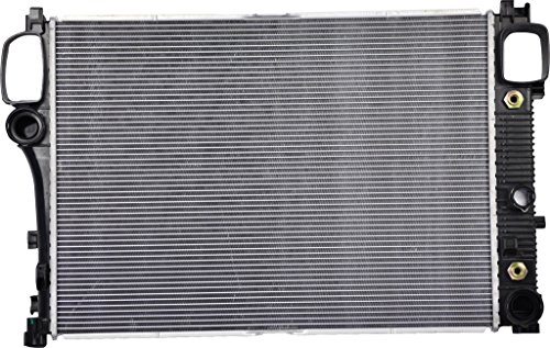 2007 Mercedes Benz Cl (Radiator - Cooling Direct For/Fit 2875 07-11 Mercedes-Benz CL-Class 07-11 S450 S550 S600 S65 S63)