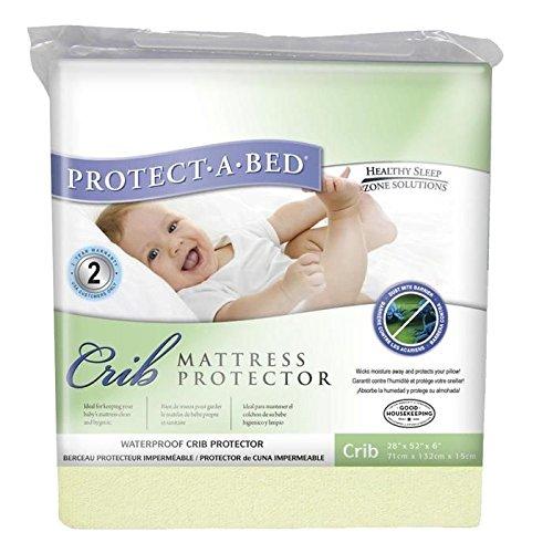 protect-a-bed Cribプレミアムマットレスプロテクター Crib イエロー P0084  イエロー B007UR7AAO