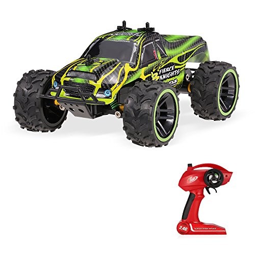 2wd Short (JIMI RUI CHUANG QY1806A 1/16 2.4G 2CH 2WD Electric Off-road Buggy Short Course Pick-up RC Car)