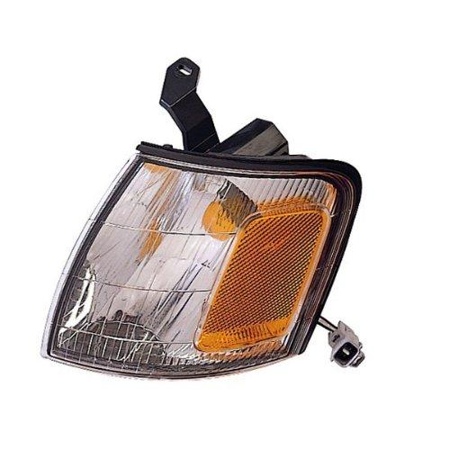 1998-1999 Toyota Avalon Park Corner Light Turn Signal Marker Lamp Left Driver Side (98 99)