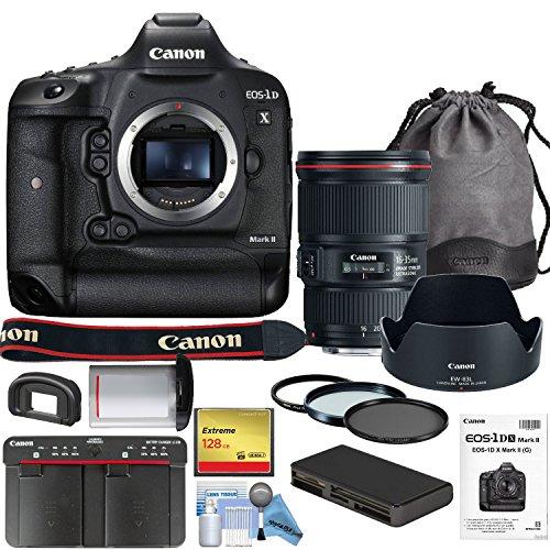 51H7LgbdArL - Canon EOS-1DX Mark II DSLR Camera (Body Only)