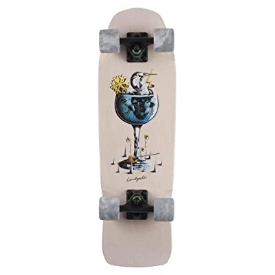 Landyachtz Dinghy Gin & Tonic Complete Longboard - 2020 : Sports & Outdoors
