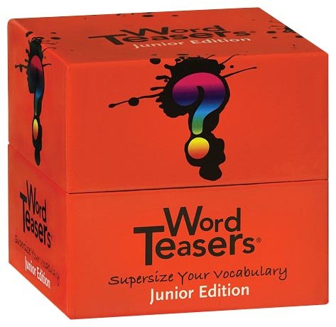 Talk Laugh Learn Word Teaser Junior (Junior Scholastic)