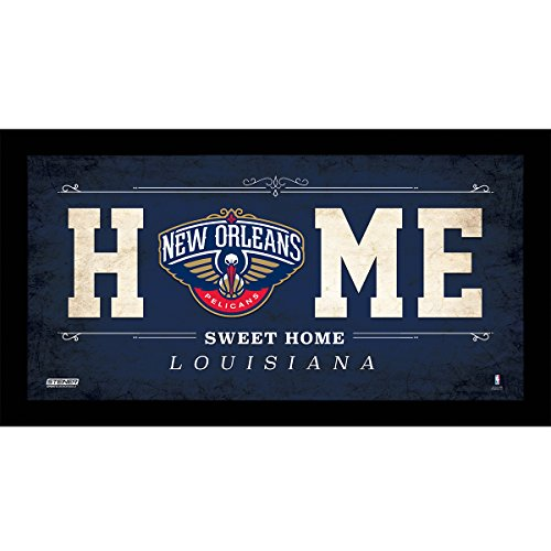 Steiner Sports NBA New Orleans Pelicans Home Sweet