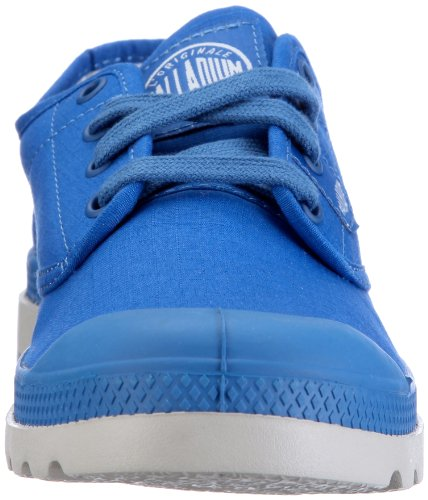 Palladium Heren Pampa Oxford Lite Casual Sneaker Schoen Blauw / Damp