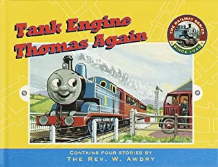 book cover of Tank Engine Thomas Again