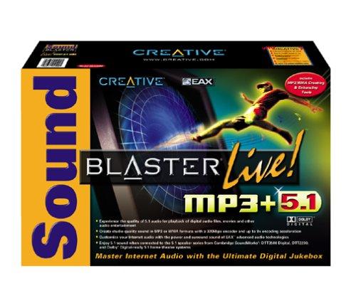 Creative Labs Sound Blaster Live! MP3+ 5.1