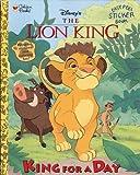 King for a Day, Walt Disney Company Staff, 0307087263