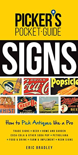 Picker's Pocket Guide - Signs: H...