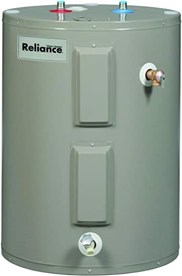 Reliance Water Heater 6 50 Eort Tall Electric Water Heater 50 Gallon Amazon Com