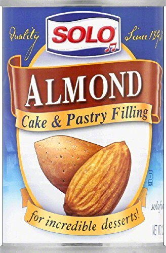 Filling Almond -Pack of 6 by Solo USA