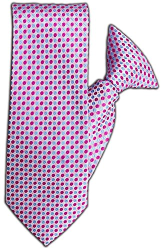 Clip 1110 Spot JH Blue Design Pink On Tie and 18ZxIPxw6q