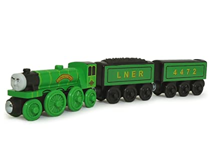 Fisher Price Thomas Friends Wooden Railway Flying Scotsman