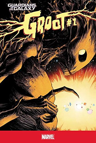 Guardians of the Galaxy Groot 1
