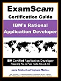 Examscam : IBM certified application developer exam certification study Guide, Austin Pritchard, Stephanie Martinez, 1598725238