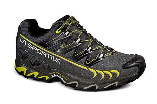 La Sportiva Mutant Kvinna Trail Löparskor - Ss18 Ultra Raptor Gtx Grå / Grön Talla: 39,5