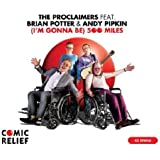 (I'm Gonna Be) 500 Miles (Comic Relief)