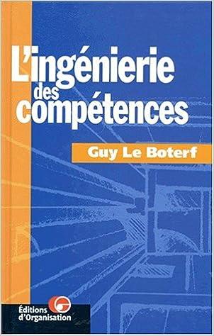 Livre L'ingénierie des compétences pdf ebook